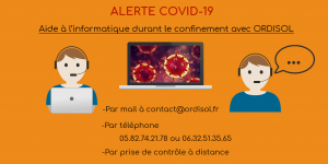 aide informatique confinement covid-19